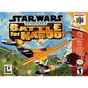 Star Wars Battle for Naboo