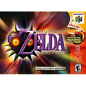The Legend of Zelda Majora's Mask - Hologram Edition