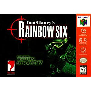 Tom Clancy's Rainbow Six Gray