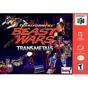 Transformers Beast Wars Transmetals