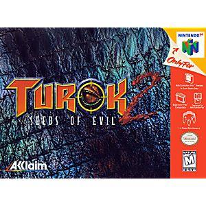 Turok 2 Seeds of Evil Gray