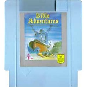 Bible Adventures Blue