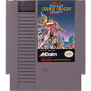 Double Dragon 2 Nes Nintendo Game