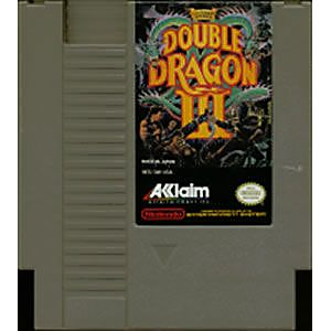 Double Dragon 3 Nes Nintendo Game