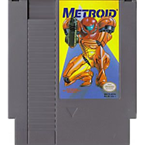 Metroid Yellow