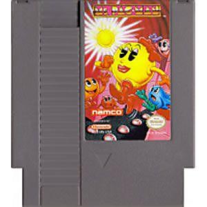 Ms. Pac-Man NAMCO