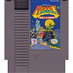 Muppet Adventure