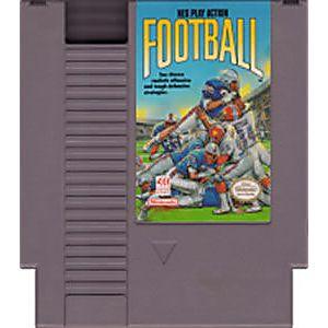 Nes Play Action Football Nes Nintendo Game