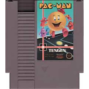 Pac-Man Tengen Reg