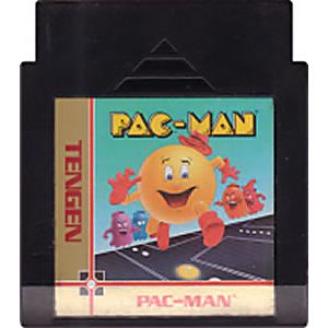Pac-Man Tengen