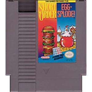 Short Order Eggsplode