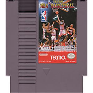Tecmo Basketball
