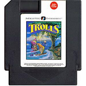 Trolls Treasure Island