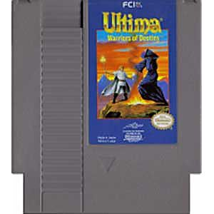 Ultima Warriors of Destiny