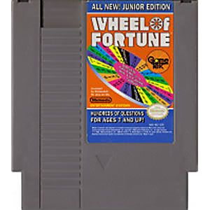 Wheel Fortune Junior