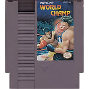 World Champ Boxing