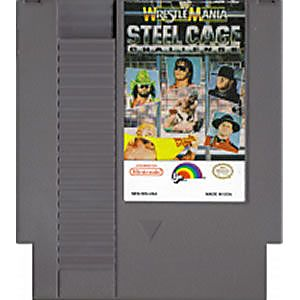 Wrestlemania Steel Cage