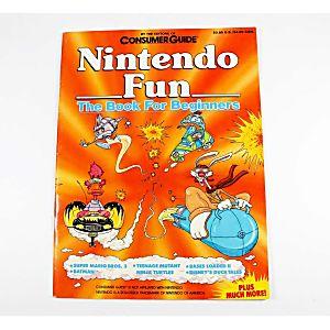 Nintendo Fun: The Book For Beginners (Consumer Guide)