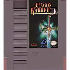 Dragon Warrior 4 IV