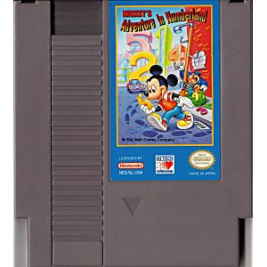 Mickey's Adventures Numberland