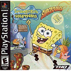 Sponge Bob Square Pants Super Sponge