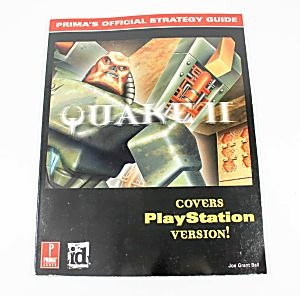 Quake II Official Strategy Guide (Prima Games)
