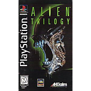 Alien Trilogy (Long Box)