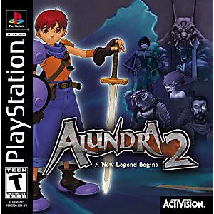 Alundra 2