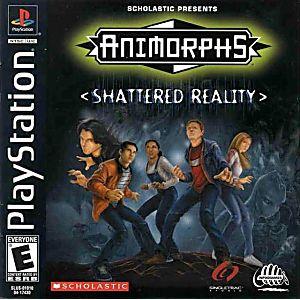 Animorphs Shattered Reality