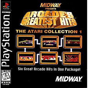 Arcades Greatest Hits Atari Collection 1