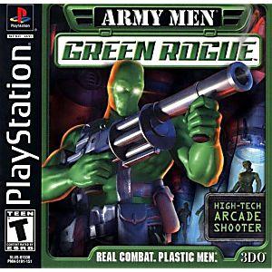 Army Men Green Rogue
