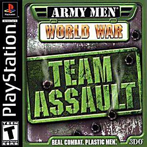 Army Men World War Team Assault
