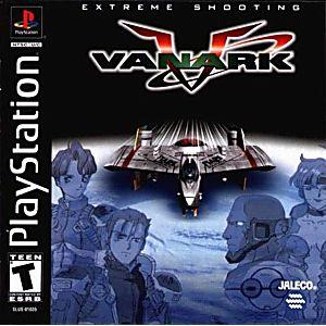 Astro Trooper Vanark