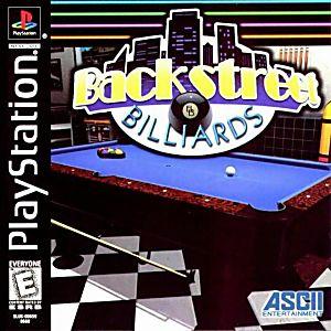 Backstreet Billiards