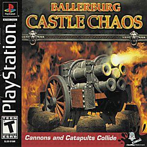 Ballerburg Castle Chaos