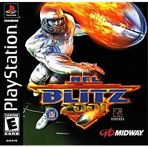 Blitz 2001 Football