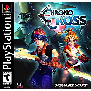 Chrono Cross Black Label