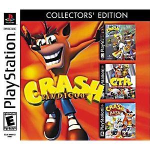 Crash Bandicoot Collectors Edition