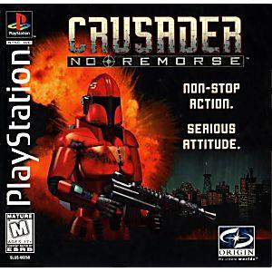 Crusader-No Remorse