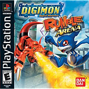 Digimon Rumble Arena