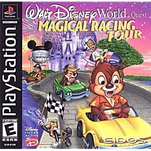 Disney Magical Racing Tour