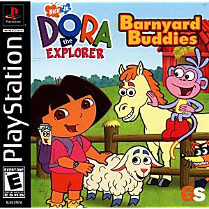 Dora the Explorer Barnyard Buddies