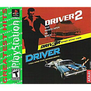 Driver 1 and 2 Compilation