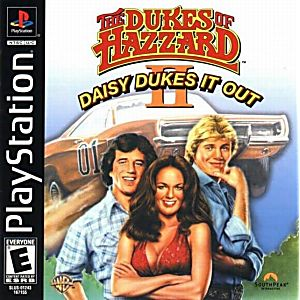 Dukes of Hazzard II Daisy Dukes It Out