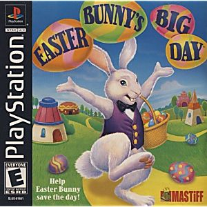 Easter Bunnys Big Day