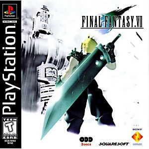 Final Fantasy VII Black Label