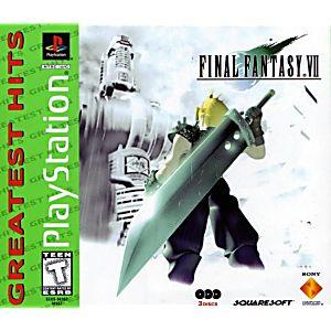 Final Fantasy VII Greatest Hits
