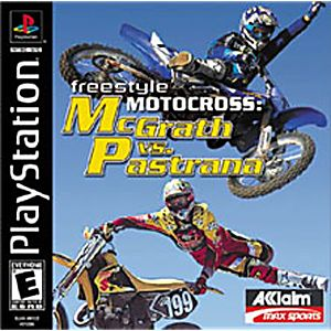 Freestyle Motorcross McGrath vs Pastrana
