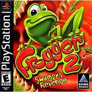 Frogger 2 Swampys Revenge