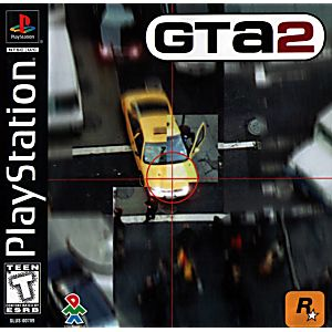 Grand theft auto 2 sony playstation for 2 1 2 box auto